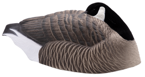 Oversized Honker Sleeper Shells with Flocked Heads, 12 pack