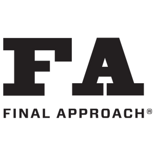 Final Approach Vinyl Trailer Sticker