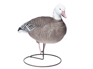 Field blues content goose hunting decoy from Final Approach.