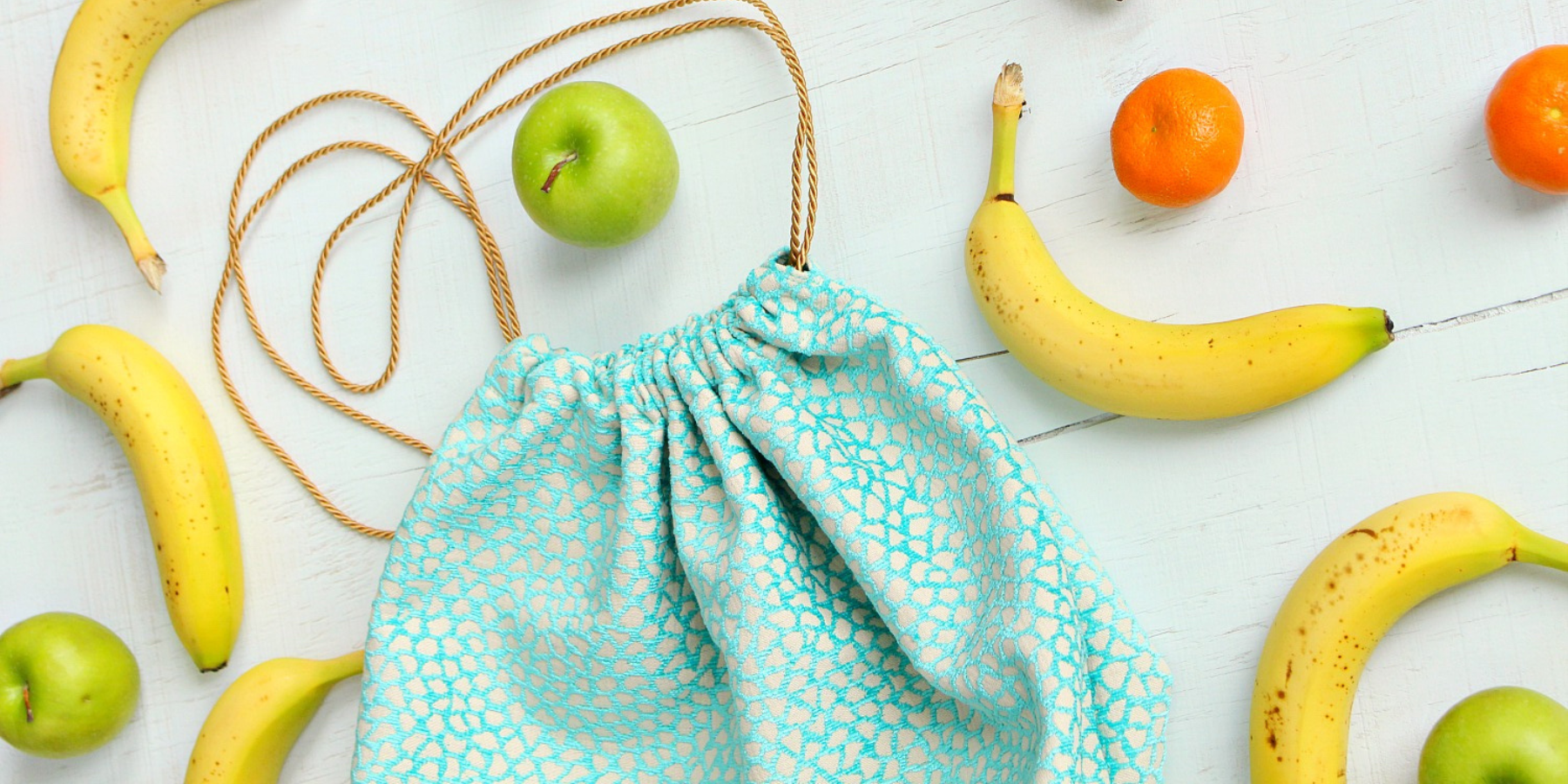 3 Ways to Reuse Our Fabric Bags