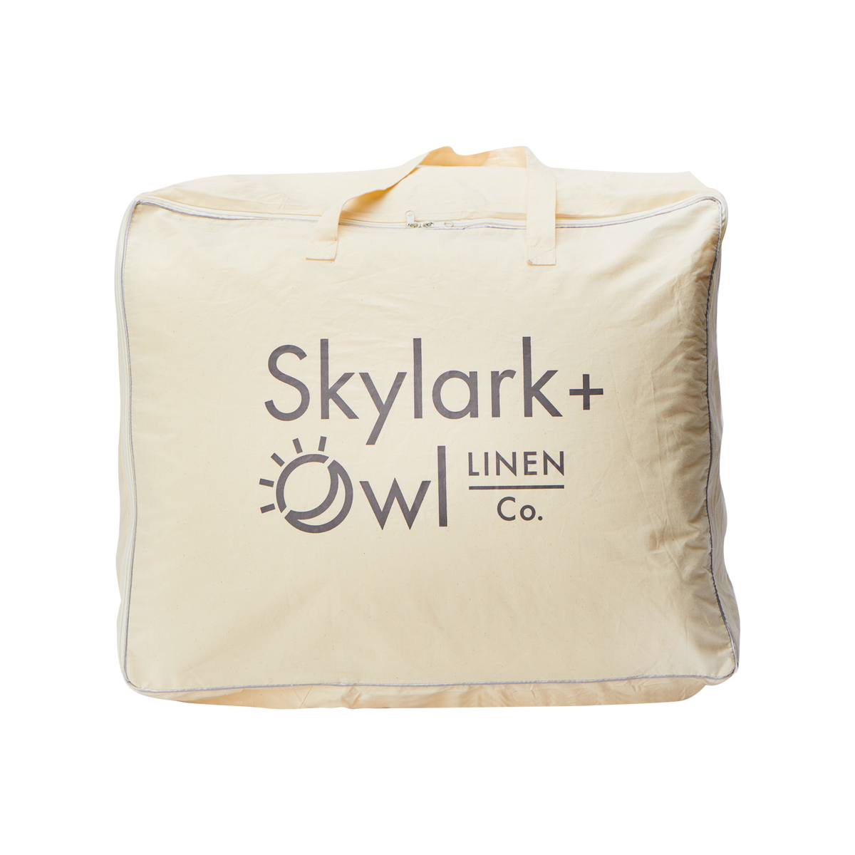 Down Alternative Duvet Blanket | Skylark+Owl Linen Co.