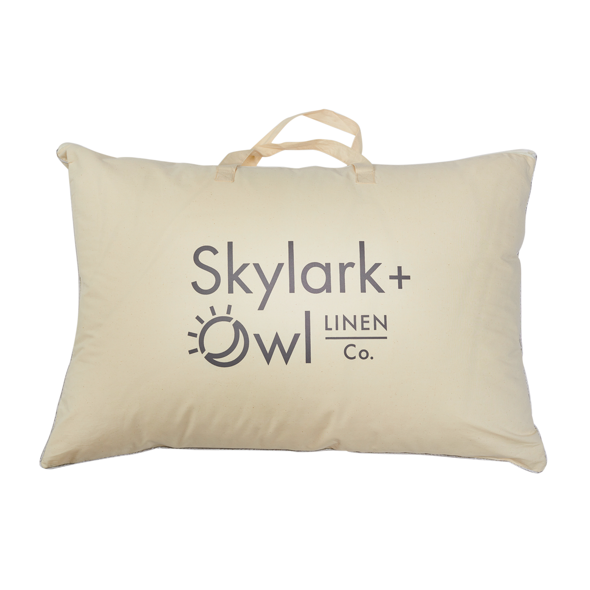 Canadian Hutterite Down Pillow | Skylark+Owl Linen Co.