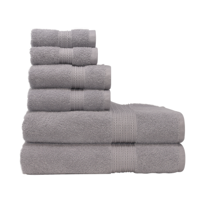 Braid Turkish Towels in Marble Grey | Skylark+Owl Linen Co.
