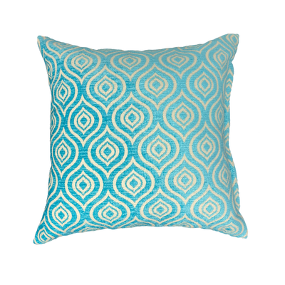 Ripple Decorative Pillow Cover | Skylark+Owl Linen Co.