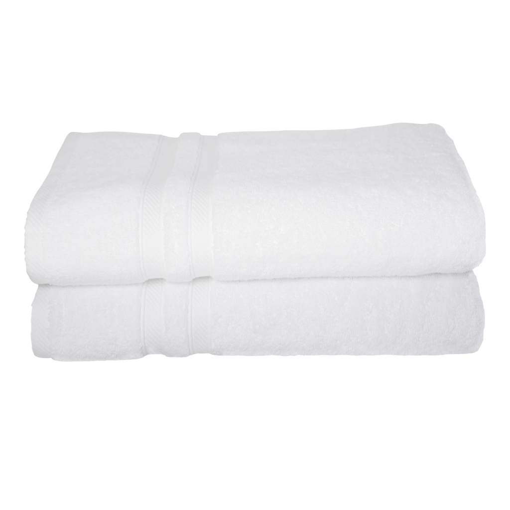 Turkish Bath Sheets in White Canada