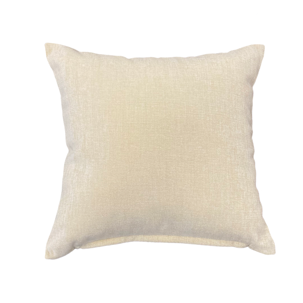 Ivory Decorative Pillow Cover