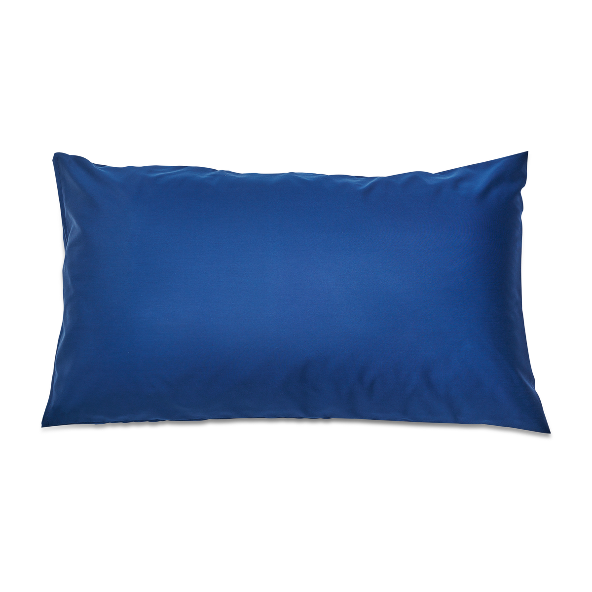 Essential Collection Percale Pillowcases in Navy | Skylark+Owl Linen Co.