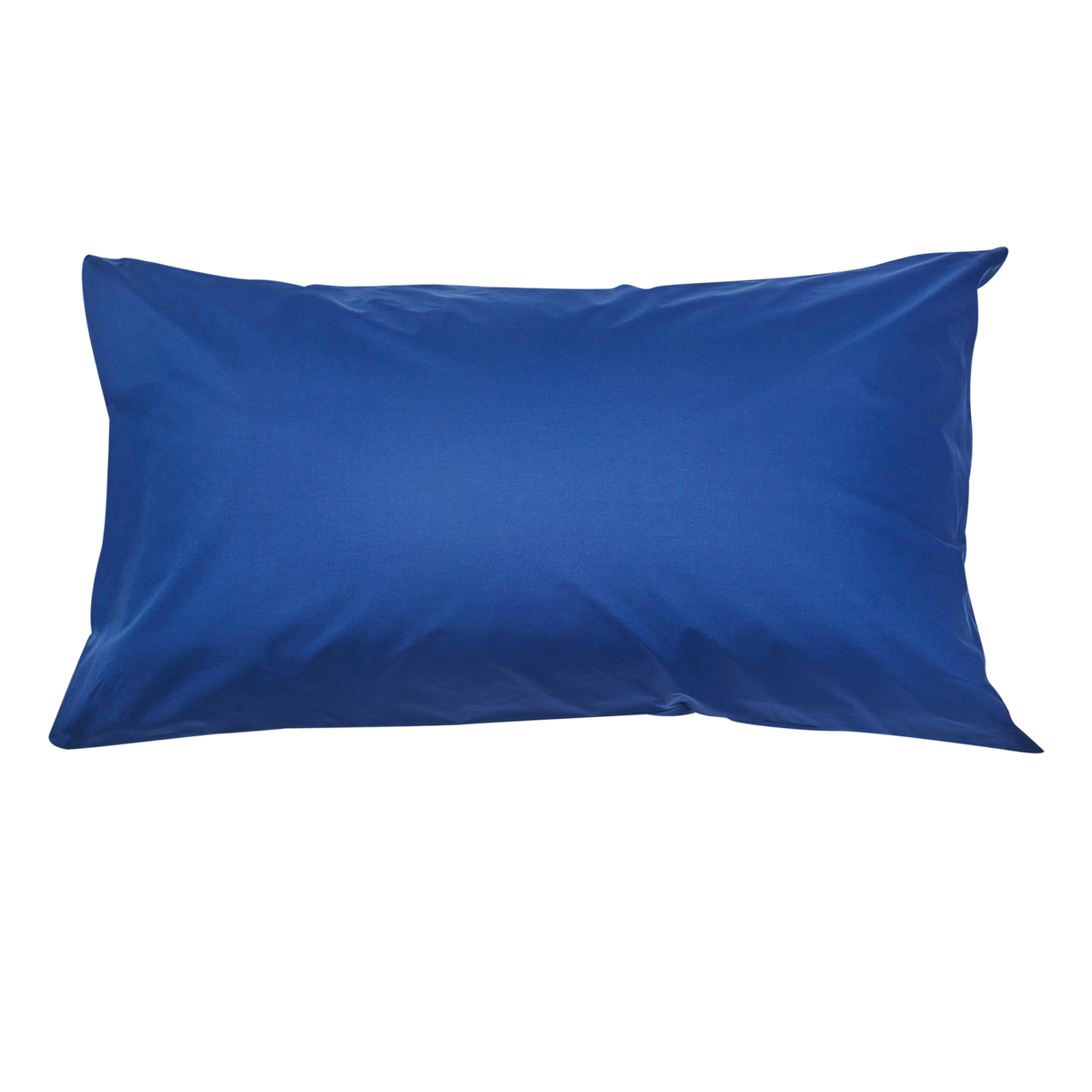 Refined Collection Sateen Pillowcases in Navy | Skylark+Owl Linen Co.