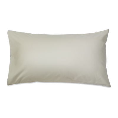 Refined Collection Sateen Pillowcases in Sand | Skylark+Owl Linen Co.