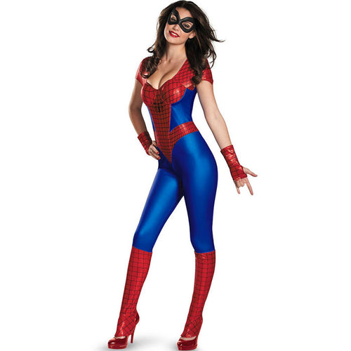 Spider Girl Bodysuit