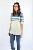 Winona Stripe Blue