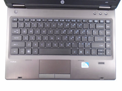 "HP ProBook 6360t 13.3"" Intel Celeron B810 1.6GHz 4GB RAM 320GB HDD Win 10 Pro"