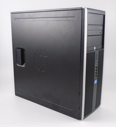 HP Compaq Elite 8300 Mini-Tower i7-3770 3.4GHz 8GB RAM 500GB HDD Win 10 Pro