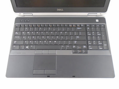 "Dell Latitude E6530 15"" i7-3540M 3.0GHz 8GB RAM 128GB SSD Win 10 Pro"