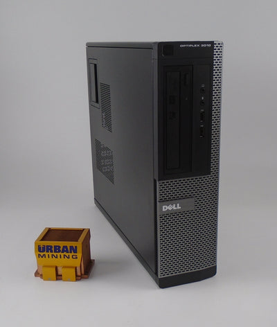 Dell Optiplex 3010 SFF i3-3220 3.3GHz 4GB RAM 250GB HDD Win 10 Pro