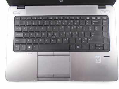 "Wounded Warrior HP EliteBook 840 G2 14"" i5-5300U 2.3GHz 16GB RAM 250GB SSD"