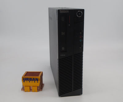 Lenovo ThinkCentre M92p SFF i5-3470 3.2GHz 4GB RAM 500GB HDD Win 10 Pro