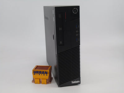 Lenovo ThinkCentre M93p SFF i5-4570 3.2GHz 8GB RAM 500GB HDD Win 10 Pro