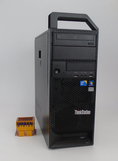 Lenovo ThinkStation S20 Xeon E5506 2.13GHz 8GB Ram 500GB HDD Win 10 Pro