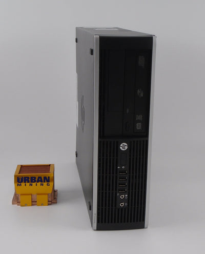HP Compaq 8200 Elite SFF PC Mini Tower Core i3-2120 3.3Ghz 4GB RAM 500GB HDD Windows 10 Pro