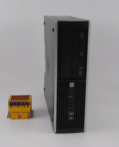 HP Compaq Elite 8200 SFF i5-2400 3.1GHz 4GB RAM 250GB HDD Win 7 Pro