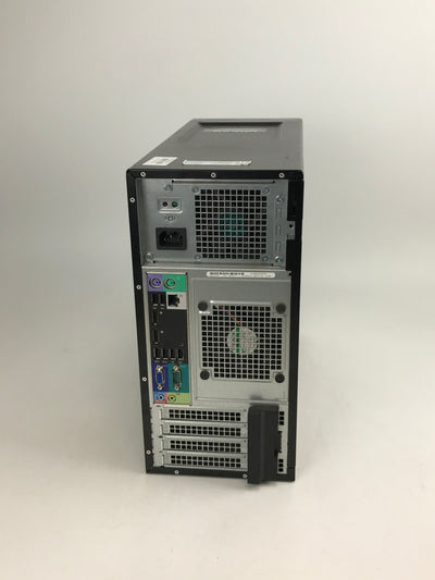 Dell Opltiplex 7010 Mini Tower i7-3770 3.4GHz 4GB RAM 500GB HDD Win 10 Pro