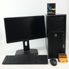 "HP Z210 Workstation Bundle With 20"" Monitor & Webcam"