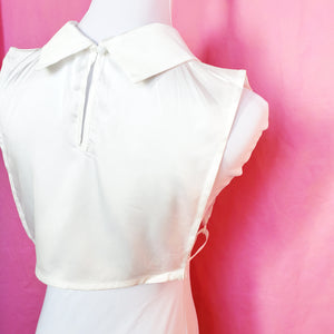 Long Pointed Collar