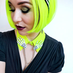 Monster Neon Green Collar