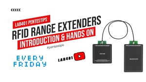#Pentestips : RFID Antenna Extender: How to use