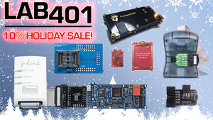 Lab401: Christmas & New Year Sale!