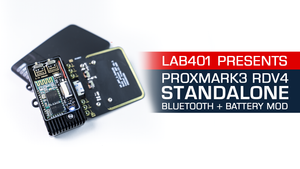 Proxmark 3 RDV4 Standadalone Kit (Bluetooth + Battery) Released