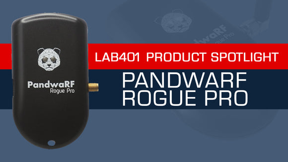 Product Spotlight: PandwaRF Rogue Pro (+15% Discount)
