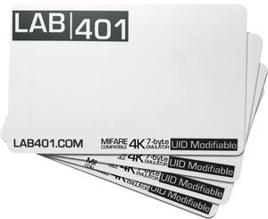 MIFARE Classic® Compatible 4K 7-byte UID Modifiable