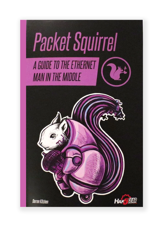 Packet Squirrel Field Guide