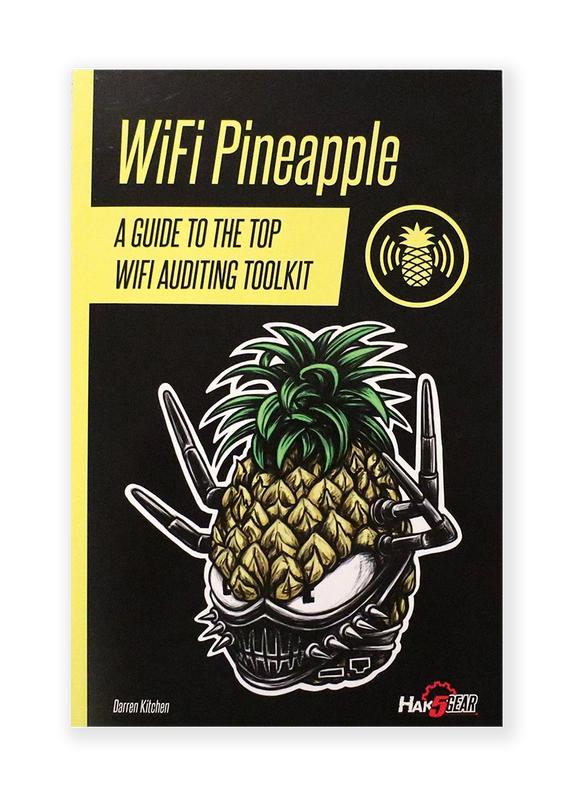 WiFi Pineapple Field Guide