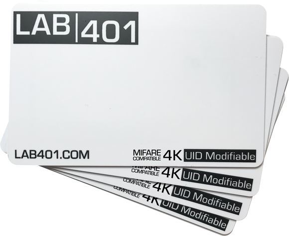 MIFARE Classic® Compatible 4K 4-byte UID Modifiable