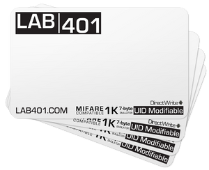 MIFARE Classic® Compatible 1K 7-byte UID Direct Write