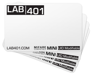 MIFARE Mini® Compatible - UID Modifable - Direct Write