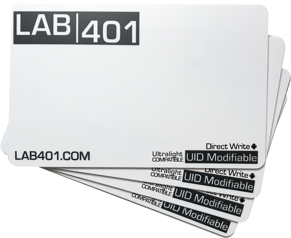 Ultralight Compatible Direct Write UID