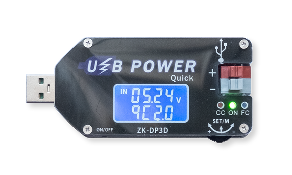 Pocket USB Power Supply