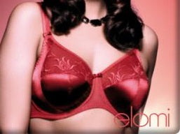 Elomi 8030, Caitlyn Underwire Side Support Bra (46G-HH ONLY)