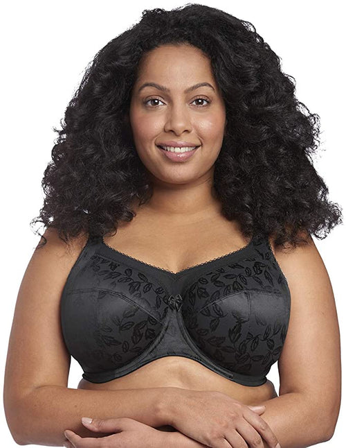 Goddess 6651, Petra Underwire Full Coverage Underwire Bra