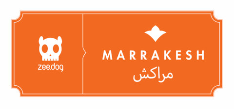 Zee.Cat Zee.Dog Marrakesh Mahleb