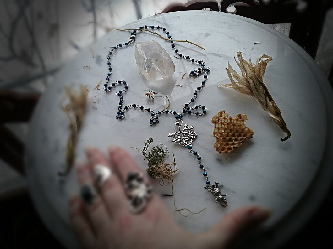 The Rosary of the Strega~ Root Magic~ Italian Witchcraft