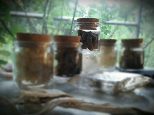 Ritual Resins~ Jars of Assorted Resins~