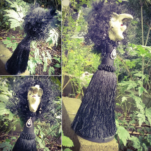 The Spinster Witch Spirit Poppet