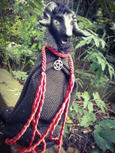 ~ Wicked Black Goat/Baphomet Poppet ~ Live Deliciously 🐐