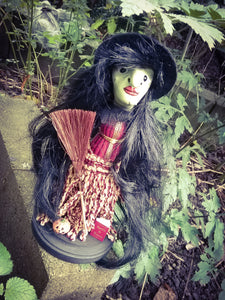 The Cackle Witch Spirit Poppet