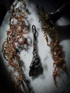 ~ Twisted Witches Broom Talisman ~ Various Sizes